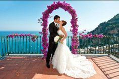 Positano wedding in Italy
