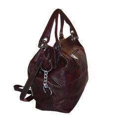 DC brun skinnväska 849:-@ http://decult.se/store/products/dc-brun-skinnvaska