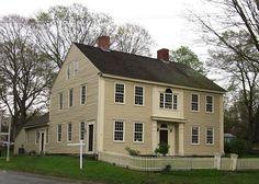 Abner Richmond Tavern-Westford CT