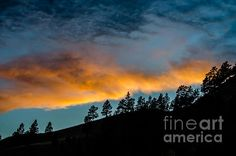 Title  Sundance Sunset   Artist  Debra Martz   Medium  Photograph - Photography