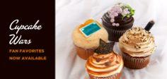 May Cupcake Wars Winning Cupcakes