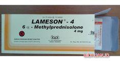 Lameson: Obat Keras untuk Mengobati Peradangan, Rematik, Eksim, Asma hingga Lupus - Baca lebih lengkap http://bidhuan.id/obat/44560/lameson-obat-keras-untuk-mengobati-peradangan-rematik-eksim-asma-hingga-lupus/