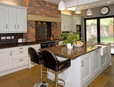 Langham Painted - Kitchen Emporium kitchen