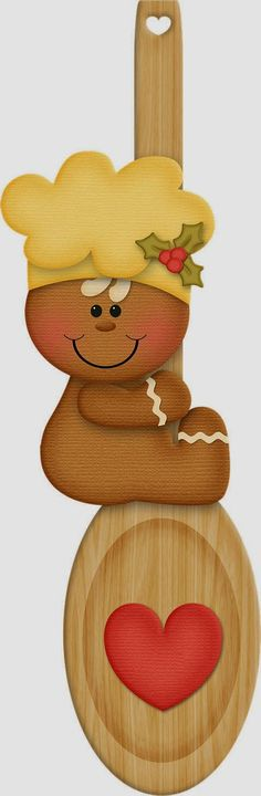 yasminx sewing ideas: gingerbreadman prints for decoupage Christmas Clipart, Christmas Printables, Christmas Greetings, Christmas Time, Christmas Crafts, Christmas Decorations, Xmas, Christmas Ornaments, Tole Painting