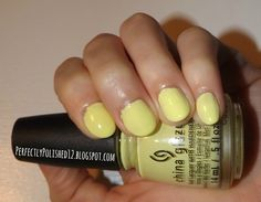 "PerfectlyPolished12: China Glaze's ""Whip It Good"""
