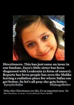 Safaa Malik Cancer