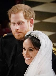 See Every Single Stunning Photo From Prince Harry and Meghan Markle& Royal . Megan And Harry Wedding, Royal Wedding Harry, Royal Weddings, Prince Harry Et Meghan, Meghan Markle Prince Harry, Princess Meghan, Prince Henry, Royal Princess, Lady Diana