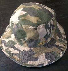 22b2035faf7 Carhartt Camo Boonie Bucket Hat Adult Size M L  fashion  clothing  shoes   accessories  mensaccessories  hats (ebay link)