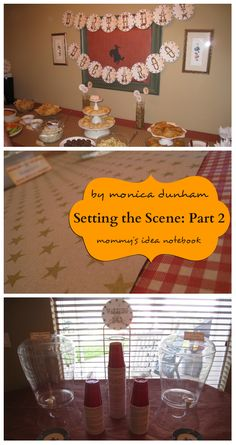 Mommy's Idea Notebook  Cowboy Party