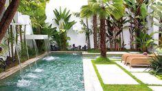 10 piscinas do pinterest