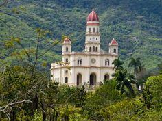 Basilica De Nuestra Senora Del Cobre, El Cobre, Cuba, West Indies, Caribbean, Central America Photographic Print at AllPosters.com