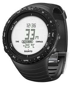Suunto Men's SS014809000 Core Outdoor Matrix Regular Black Watch  #Black #Core #Matrix #Men's #Outdoor #Regular #SS014809000 #Suunto #Watch MonitorWatches.com