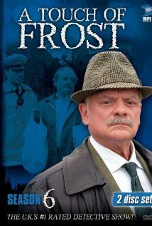 Cantankerous detective Frost really grows on you. There are many dramatic scenes played so well by David Jason, that it's hard to believe he's the same actor who played Del Boy Trotter (hilariously) in Only Fools and Horses!!
