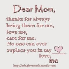 Happy Mothers Day Quotes From Son & Daughter : QUOTATION – Image : Quotes Of the day – Description happy mothers day images with quotes from daughter. Sharing is Power – Don't forget to share this quote ! Happy Mothers Day Wishes, Happy Mothers Day Images, Happy Mother Day Quotes, Mother Quotes, Happy Quotes, Happy Birthday Mom Quotes, Life Quotes, Mom Birthday, Birthday Wishes