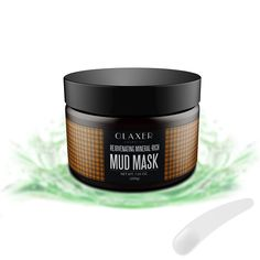 Olaxer SC007 Rejuvenating Mineral-Rich Clay Face Mask with White Kaolin Mineral Clay, Reduces Fine Lines, Rids Blackheads, Acne and Dirt and Improves Complexion, Perfect Calming Soothes Mask >>> You can find out more details at the link of the image. (Note:Amazon affiliate link)
