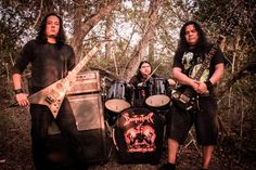 Meet Distartica, a metal band from Houston, TX, who were featured in an Apple Commercial. Check out the interview where they discuss how that happened.