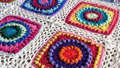Textured Circles No. 13