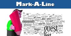 Mark-a- line is a new platform where you can post and read different articles, blogs, news, images and videos go ahead to explore more.