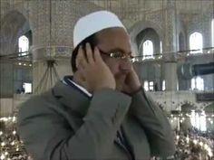 اذان في مسجد سيدنا محمد الفاتح رضي الله عنه .