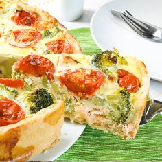 Gluten Free Quiche Recipe from Mamma's Gluten Free Recipes
