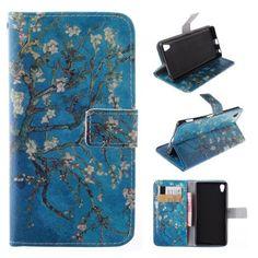 Apricot Blossom Tree Sony Xperia Z4v Case. $6.66