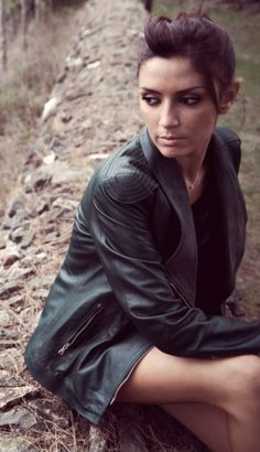 Green revere leather jacket. Available in various colors and sizes. Euro 250 / 330 dollars. Info at otherweiss@gmail.com