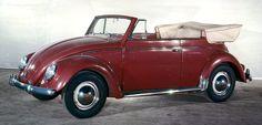 Käfer 1200 Cabriolet (1954 – 1965)