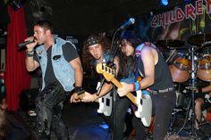 Children of the Beast (Cascavel 13/09/2012)