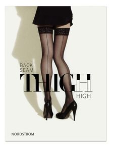 Turnstyle | Design, Graphic Design, Web Design, Information Design | Nordstrom Hosiery