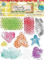 Christy Tomlinson She Art Press On Artsy Textures