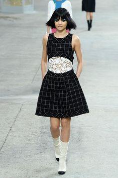 Miranda Kerr - PFW: Chanel