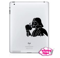 Apple iPad Star Wars Darth Vader ale kozak