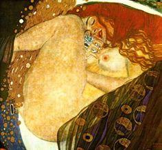 Klimt: Danaé 1907-1908