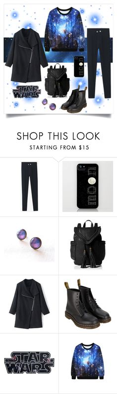 """War Of Stars - Beautiful Halo"" by by-jwp ❤ liked on Polyvore featuring Dr. Martens and bhalo"