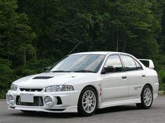 1996 Mitsubishi Lancer Evolution IV    still my dream car!