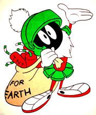 MARVIN THE MARTIAN.
