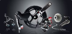SRAM Red Black Edition... pure lust!