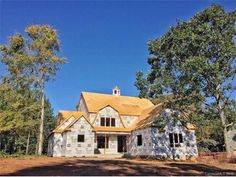 New golf course residence under construction by Stonebridge Luxury Homes. Located on #8 fairway of Trump National Golf Course Charlotte. Flat lot with easy access and golf course view. Septic layout allows for pool addition (not included). Open floor p...