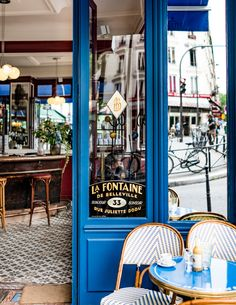 In our Paris guide, we take you through each of the city's arrondissements to highlight the best places to shop, eat, drink and dance. This week, we're taking you to the Arrondissement. Bar Paris, Paris Cafe, Café Theatre, Belleville Paris, Beautiful Paris, French Bistro, Cafe Restaurant, Restaurant Ideas, Paris Travel