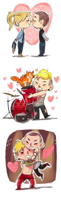 Whoever did this it is adorable