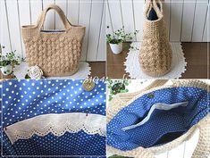 3104*crafts ~ナチュラル麻ひものかばん屋さん~