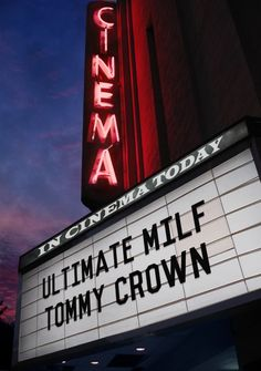 Ultimate MILF Promo #TommyCrown