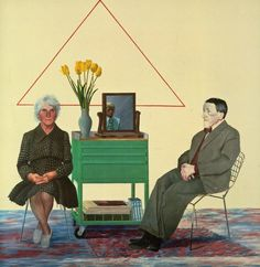 David Hockney on Fotopedia