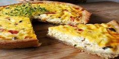 Η ΤΥΡΟΠΙΤΑ ΤΟΥ ΤΕΜΠΕΛΗ - MPOUFAKOS.COM Quiche, Pie, Cheese, Cooking, Breakfast, Foodies, Sugar, Kitchen, Torte