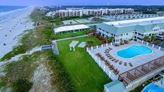 The Islander Beach Hotel Emerald Isle, North Carolina