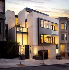 """Urban Dream House - The modern designs are gorgeous and interesting, but they aren't very """"homey"""""""