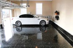 Best Garage Flooring Options | From paint and tile to epoxy coatings, discover the top 90 best garage flooring ideas for men. Explore cool floor covering designs with luxurious grandeur.