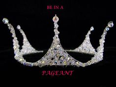 I actually competed in the Miss Pre-Teen America Pageant.  Yes, it happened.  And i'm kind of proud of it.  :]