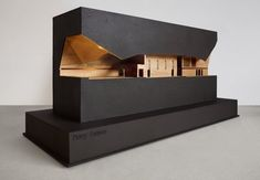 Drayton Green Church Proposal / Piercy & Company,study model