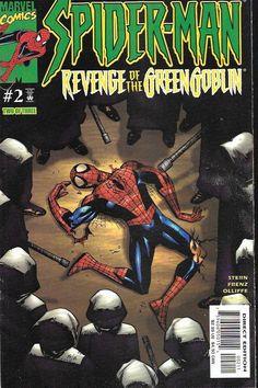 Spider-Man: Revenge of the Green Goblin # 2 Marvel Comics Mini (2000)